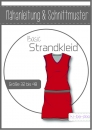 Strandkleid Basic Damen